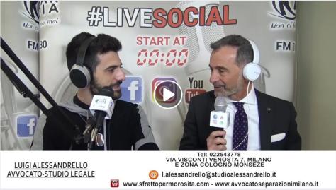 avvocato Alessandrello Luigi in Radio (002)